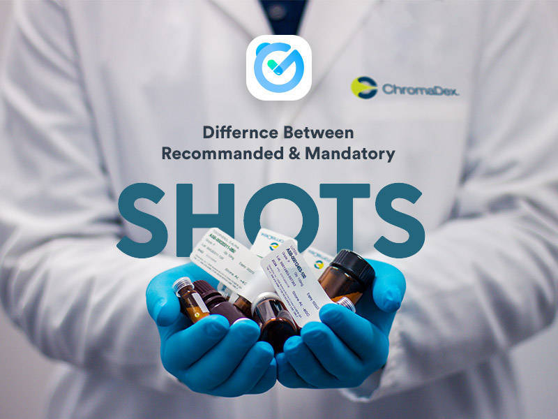 Difference Between Recommended & Mandatory Shots