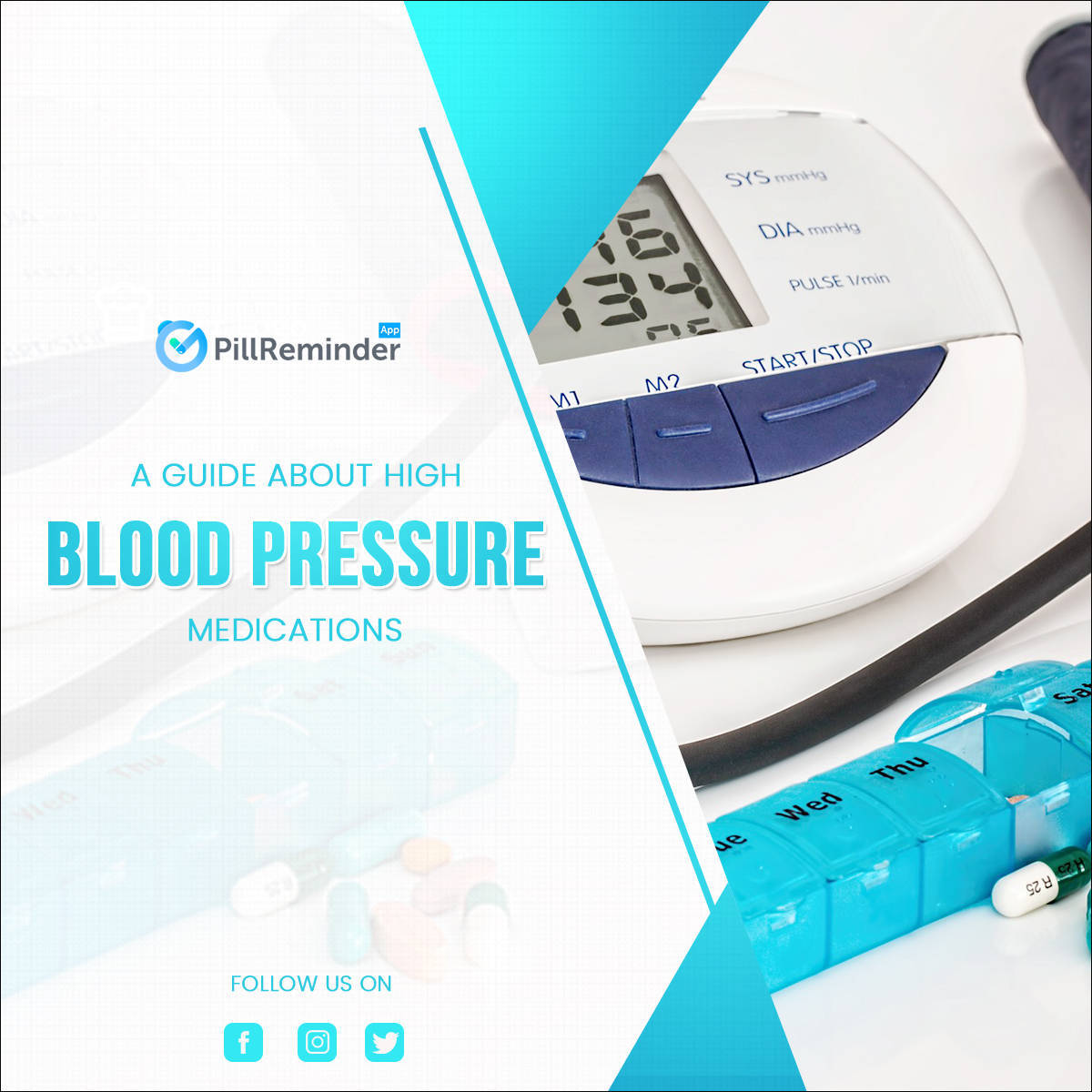 A Guide About High Blood Pressure Medications
