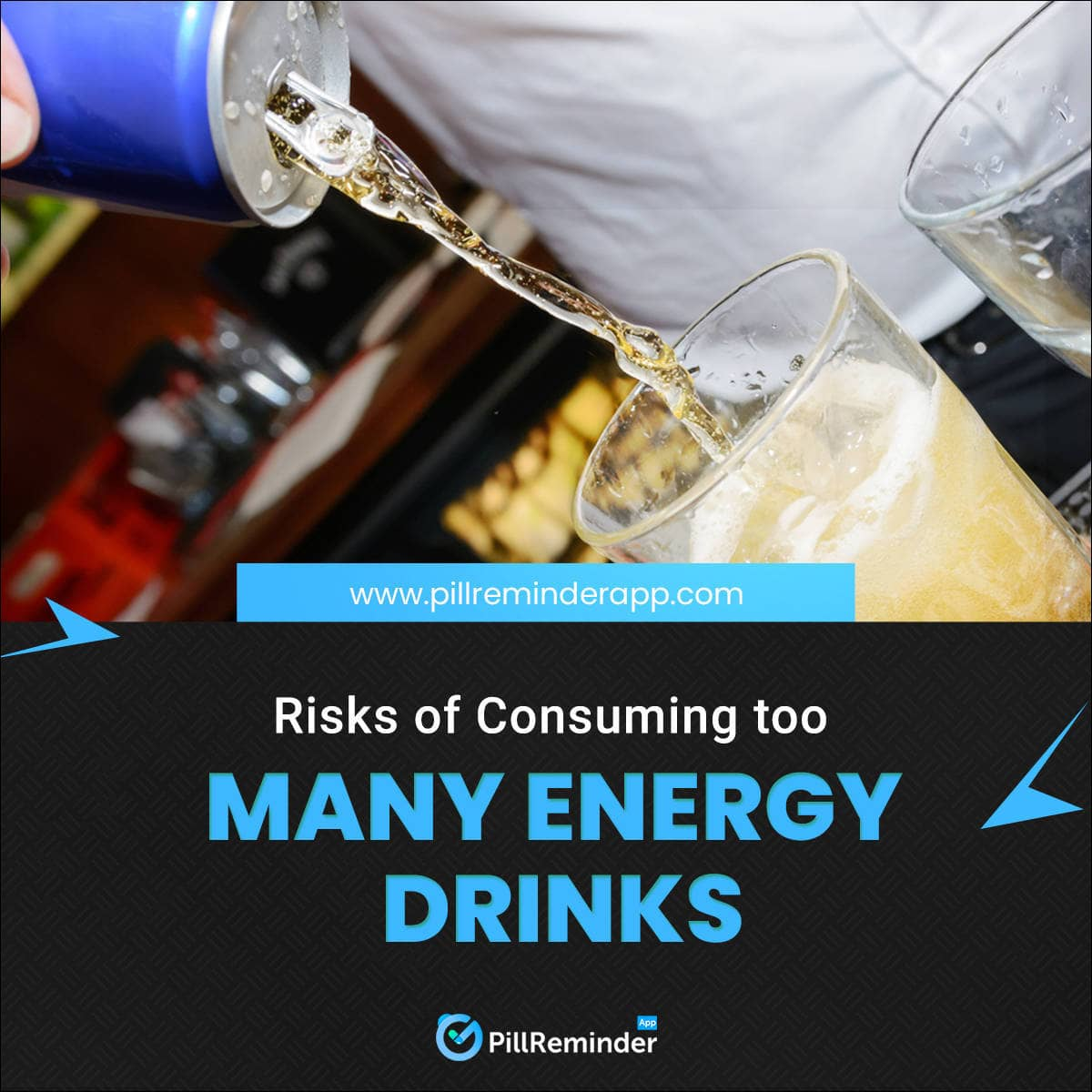 Risks of Consuming Too Many Energy Drinks