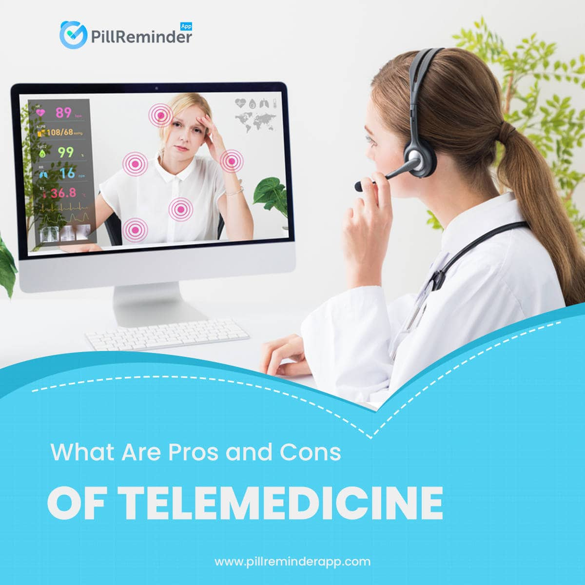 What Are Pros and Cons of Telemedicine