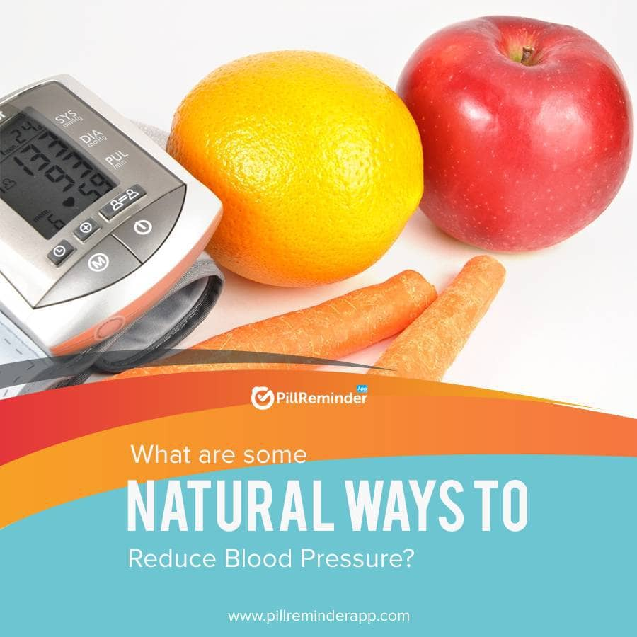 What Are Some Natural Ways to Reduce Blood Pressure