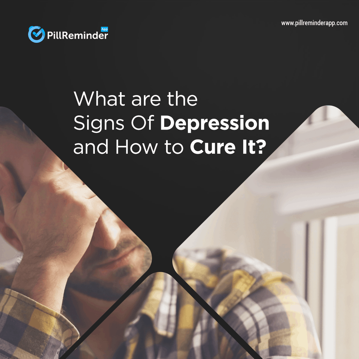 What Are The Signs Of Depression And How To Cure It?